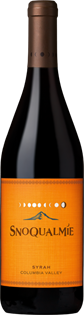 Snoqualmie Syrah 2013 750ml